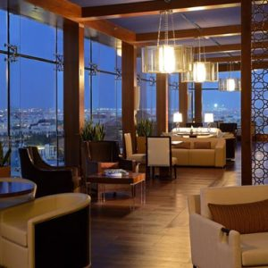 luxury Abu Dhabi holiday Packages The Ritz Carlton Abu Dhabi Grand Canal Dining 4