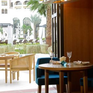 luxury Abu Dhabi holiday Packages The Ritz Carlton Abu Dhabi Grand Canal Dining 6