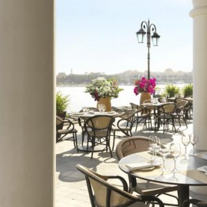 luxury Abu Dhabi holiday Packages The Ritz Carlton Abu Dhabi Grand Canal Dining 7