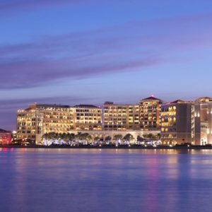 luxury abu Dhabi holiday Packages The Ritz Carlton Abu Dhabi Grand Canal Exterior