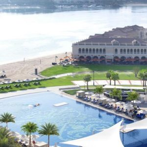 luxury Abu Dhabi holiday Packages The Ritz Carlton Abu Dhabi Grand Canal Exterior 2