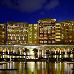 luxury Abu Dhabi holiday Packages The Ritz Carlton Abu Dhabi Grand Canal Exterior 3