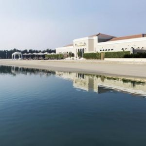 luxury Abu Dhabi holiday Packages The Ritz Carlton Abu Dhabi Grand Canal Exterior 5