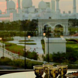 luxury Abu Dhabi holiday Packages The Ritz Carlton Abu Dhabi Grand Canal High Tea