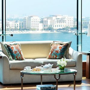 luxury Abu Dhabi holiday Packages The Ritz Carlton Abu Dhabi Grand Canal Lounge