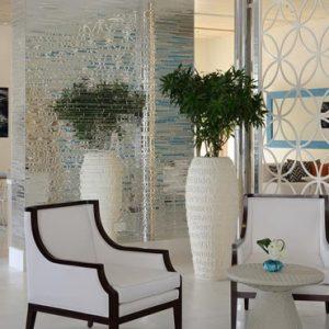 luxury Abu Dhabi holiday Packages The Ritz Carlton Abu Dhabi Grand Canal Lounge 2