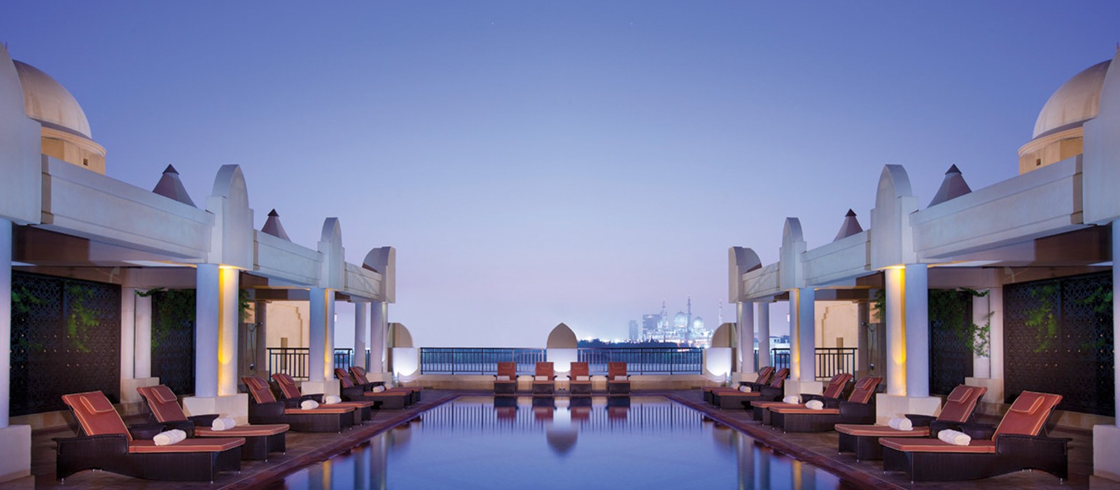 Abu Dhabi Holiday - Shangri La Abu Dhabi - Header