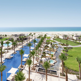 Abu Dhabi Honeymoons - Park Hyatt Abu Dhabi - thumbnail
