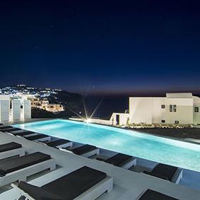 Ambassador Hotel Satorini - Greece honeymoon packages - thumbnail