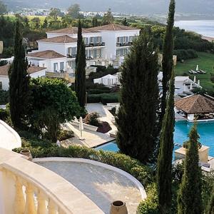 Anassa - Cyprus Luxury Holidays - balcony
