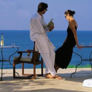 Anassa - Cyprus Luxury Holidays - deck