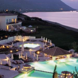 Anassa - Cyprus Luxury Holidays - view night