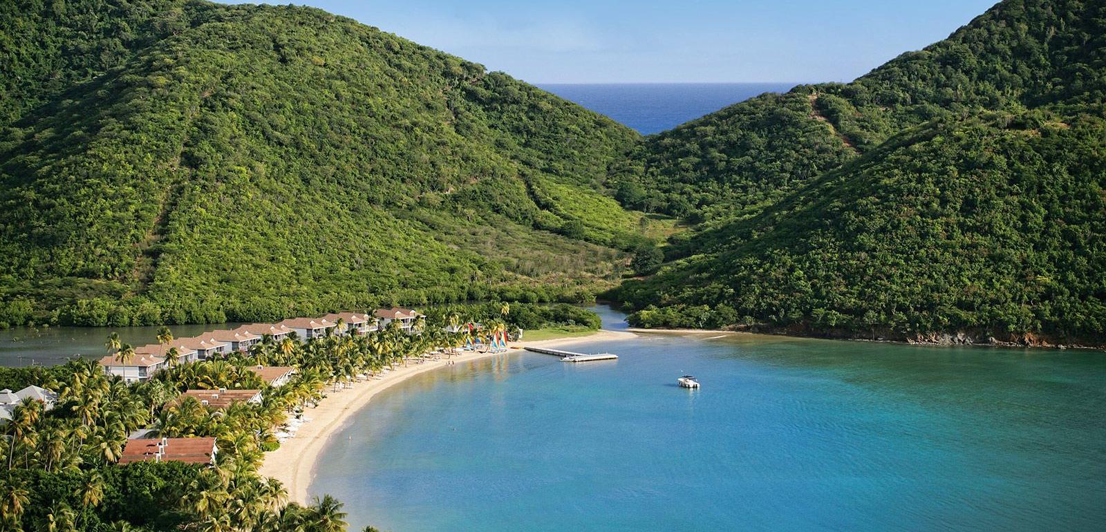 Antigua Honeymoon - Carlisle Bay Antigua - Header