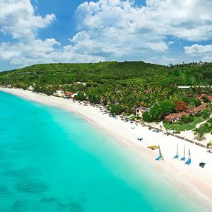 luxury Antigua holiday Packages Sandals Grande Antigua Beach