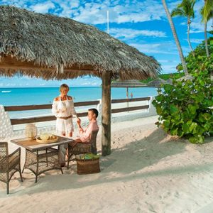 luxury Antigua holiday Packages Sandals Grande Antigua Dining