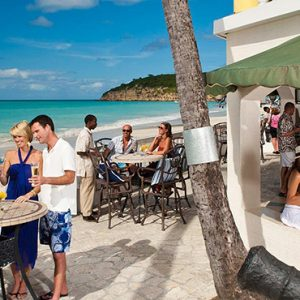 luxury Antigua holiday Packages Sandals Grande Antigua Dining 4