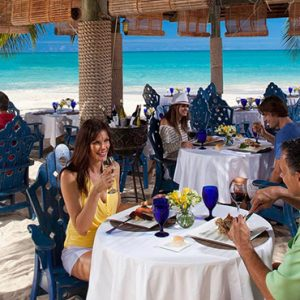 luxury Antigua holiday Packages Sandals Grande Antigua Dining 5