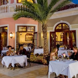 luxury Antigua holiday Packages Sandals Grande Antigua Dining 6