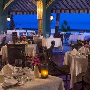 luxury Antigua holiday Packages Sandals Grande Antigua Dining 7
