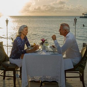 luxury Antigua holiday Packages Sandals Grande Antigua Dining 9