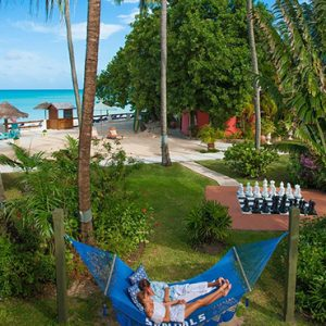 luxury Antigua holiday Packages Sandals Grande Antigua Hammock 2