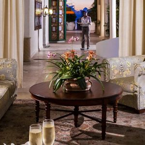 luxury Antigua holiday Packages Sandals Grande Antigua Lobby