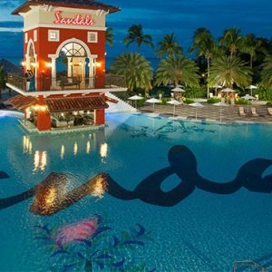 luxury Antigua holiday Packages Sandals Grande Antigua Night 3