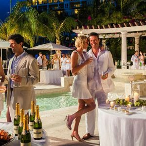 luxury Antigua holiday Packages Sandals Grande Antigua Party