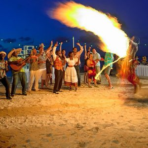 luxury Antigua holiday Packages Sandals Grande Antigua Party 2