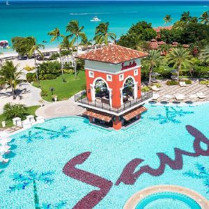 luxury Antigua holiday Packages Sandals Grande Antigua Pool