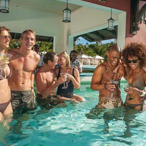 luxury Antigua holiday Packages Sandals Grande Antigua Pool 6