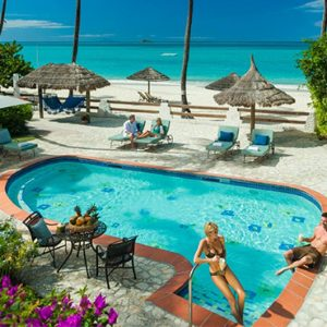 luxury Antigua holiday Packages Sandals Grande Antigua Pool 9