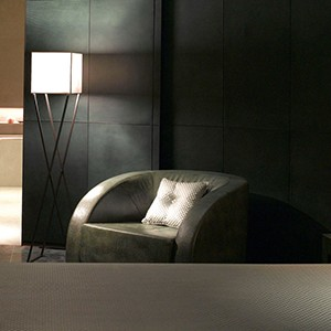 Armani Dubai - bedroom
