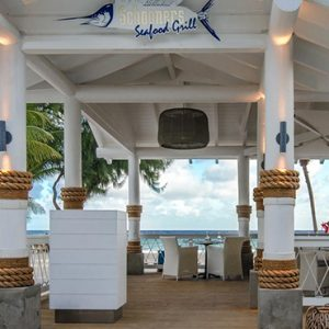 luxury Barbados holiday Packages Sandals Barbados Dining