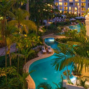 luxury Barbados holiday Packages Sandals Barbados Dining 3