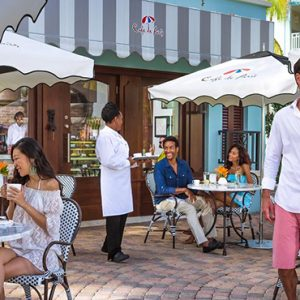 luxury Barbados holiday Packages Sandals Barbados Dining 4