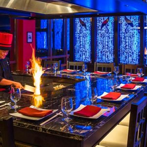 luxury Barbados holiday Packages Sandals Barbados Dining 9