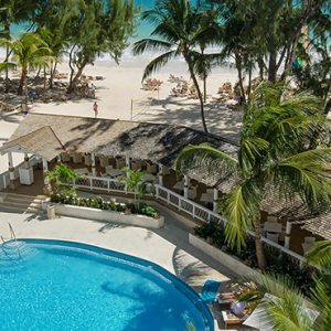 luxury Barbados holiday Packages Sandals Barbados Pool 2