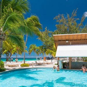 luxury Barbados holiday Packages Sandals Barbados Pool 4