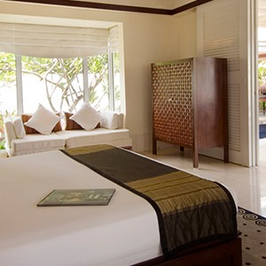 Bayan Tree Seychelles - bedroom