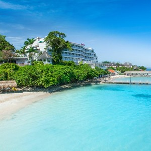 Beach - Sandals Ochi Beach Resort jamaica - Luxury Jamaica Holidays