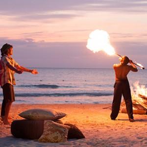 Beaches Negril - Beach entertainment