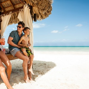 Beaches Negril - Beach family