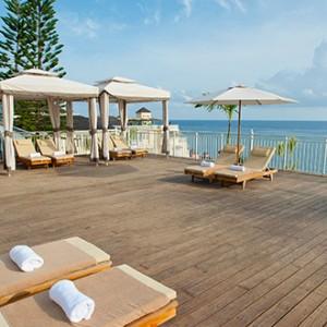 Beaches Ocho Rios - deck