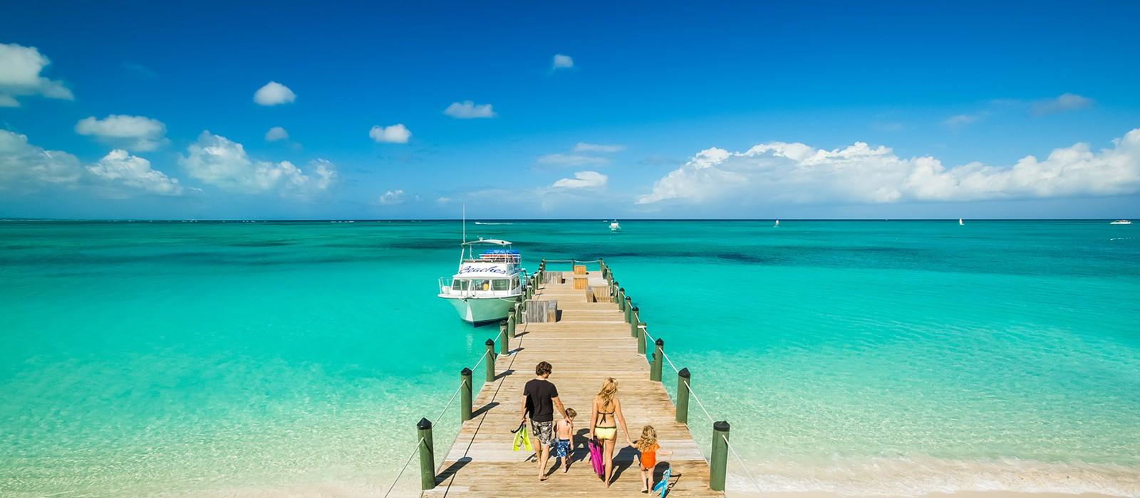 Beaches Turks - Luxury Caribbean Holidays - header