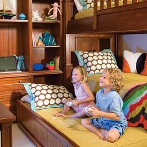 Beaches Turks - kids room