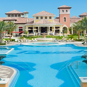 Beaches Turks - pool