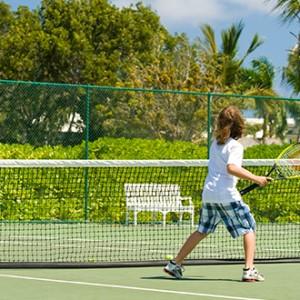 Beaches Turks - tennis