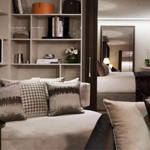 Bedroom 2 - Sofitel Brisbane - Luxury Australia Holidays