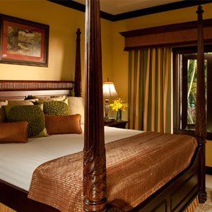 Bedroom Butler Village Honeymoon Poolside One Bedroom Villa Suite Sandals Ochio Rios Jamaica